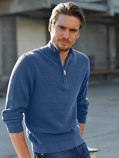 Louis Sayn - Pullover mit Stehbund-Kragen