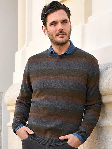 Louis Sayn - Rundhals-Pullover aus 100% Schurwolle-Merino