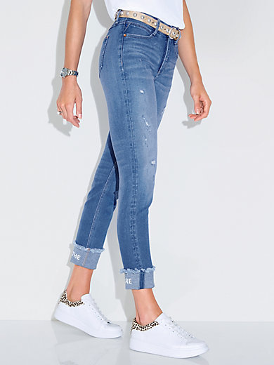 Mac - 7/8-Jeans Angela Future Save