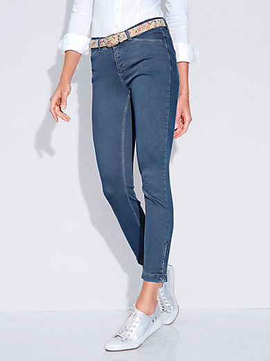 Mac - 7/8-jeans, Inchlengte 27