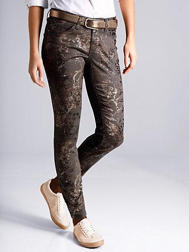 mac jeans dream skinny in 28 inch braun. Black Bedroom Furniture Sets. Home Design Ideas