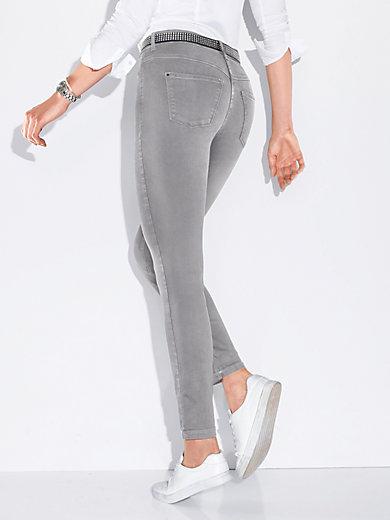 mac jeans dream skinny inch l nge 30 hellgrau denim. Black Bedroom Furniture Sets. Home Design Ideas