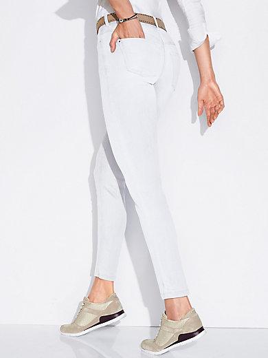 Mac - Le jean Dream, ligne slim 5 poches, long. US 30