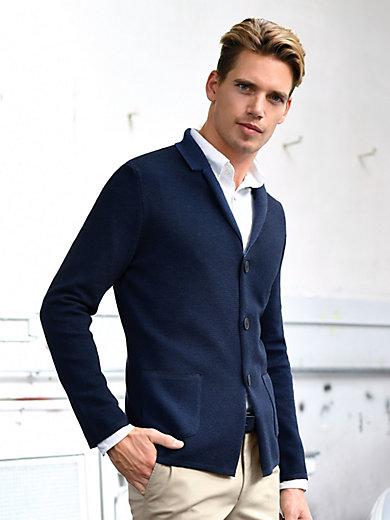 MAERZ Muenchen - Cardigan in a blazer style