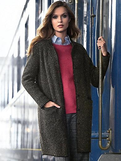MAERZ Muenchen - Le manteau en maille