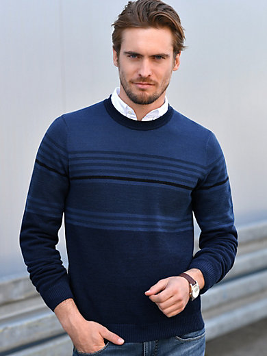 MAERZ Muenchen - Pullover aus 100% Schurwolle-Merino