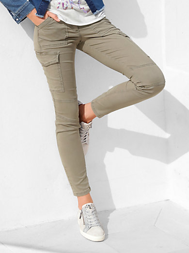 Marc Aurel - Ankle-length trousers