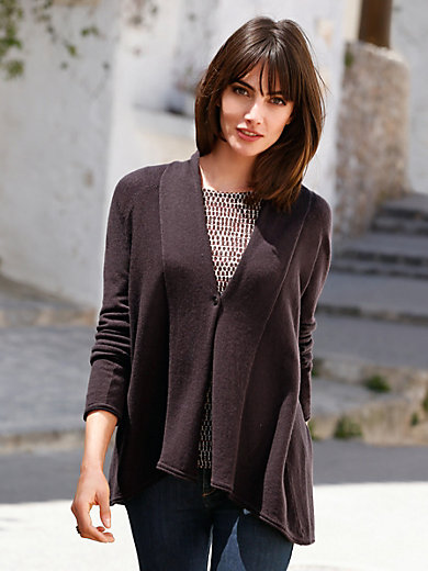 Marc O´Polo - Cardigan in 100% new milled wool