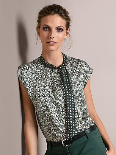 Marella - Hihaton paita 100% silkkiä