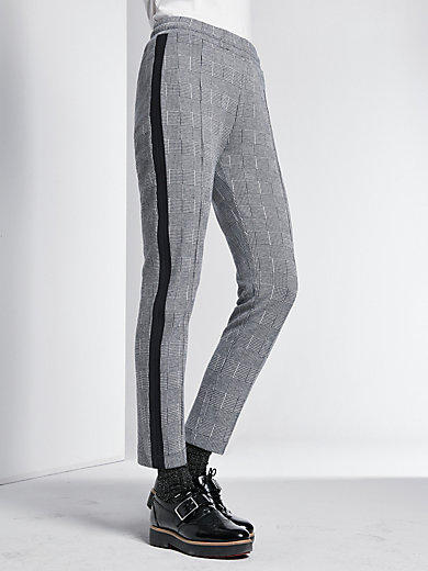 Margittes - Ankle-length jogger style trousers