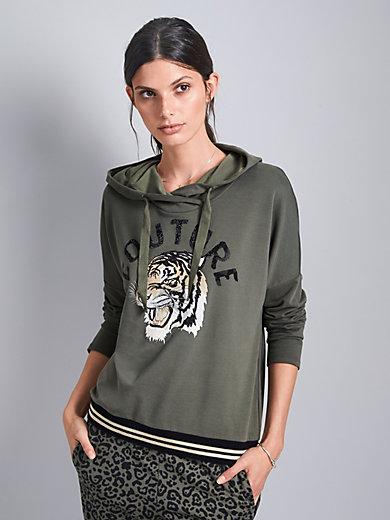 Margittes - Jumper in hoodie style