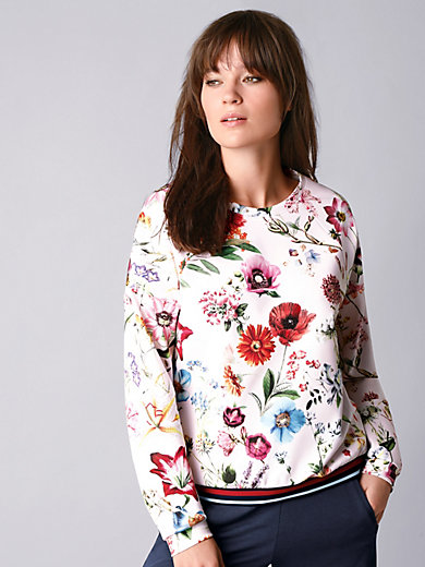Margittes - Jumper with floral print