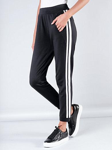 Margittes - Le pantalon en sweat esprit jogg-pant