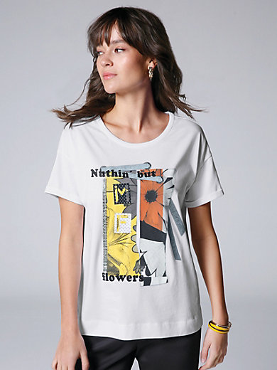 Margittes - Le T-shirt 100% coton Mako