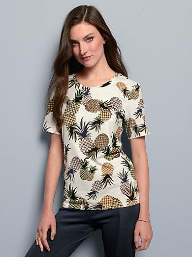 Margittes - Le T-shirt imprimé, manches courtes