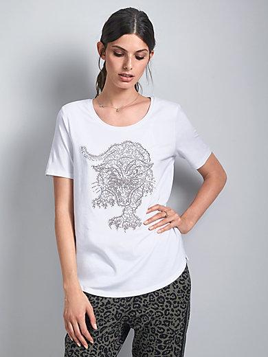 Margittes - Rundhals-Shirt mit 1/2-Arm