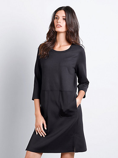 Margittes - Sweat-Kleid mit 3/4-Arm