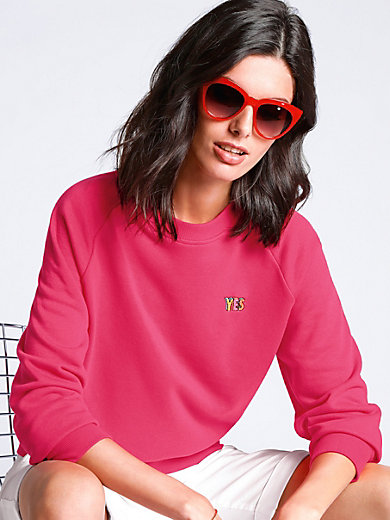 Margittes - Sweatshirt met lange raglanmouwen