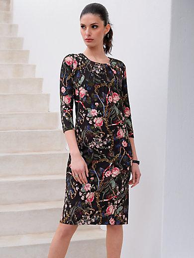 mayfair by Peter Hahn - Jersey-Kleid mit 3/4-Arm