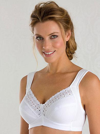 Miss Mary of Sweden - Baumwoll BH ohne Bügel