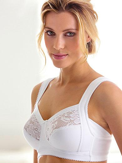 Miss Mary of Sweden - BH ohne Bügel mit Stützflügel am Armausschnitt