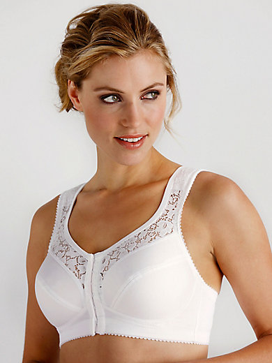Miss Mary of Sweden - Bra with a front fastening