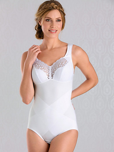 Cheap Sale Cheap With Credit Card For Sale Non-wired corselette Miss Mary of Sweden white Miss Mary Of Sweden Top-Rated Buy Cheap Cheapest Sale Discounts kxyRm