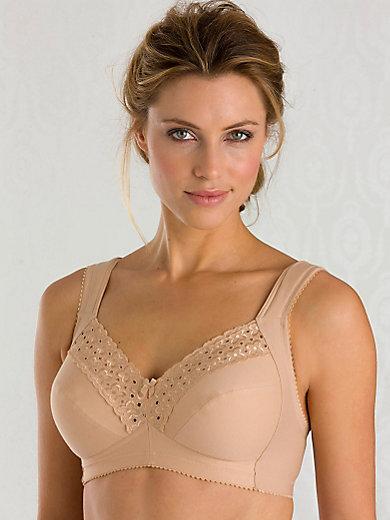 Miss Mary of Sweden - Le soutien-gorge coton sans armatures