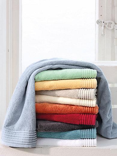Möve - La serviette invité env. 30x50cm