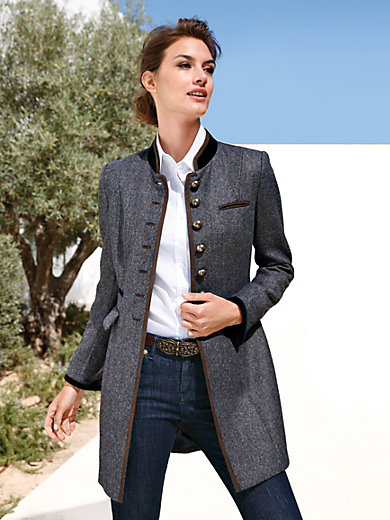 Münchner Manufaktur - Frock coat in a country style