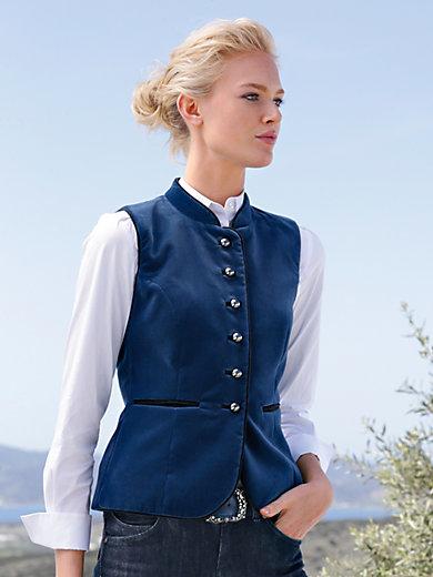 Münchner Manufaktur - Velvet waistcoat