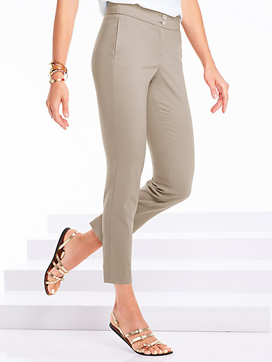 MYBC - Ankle-length trousers Barbara fit