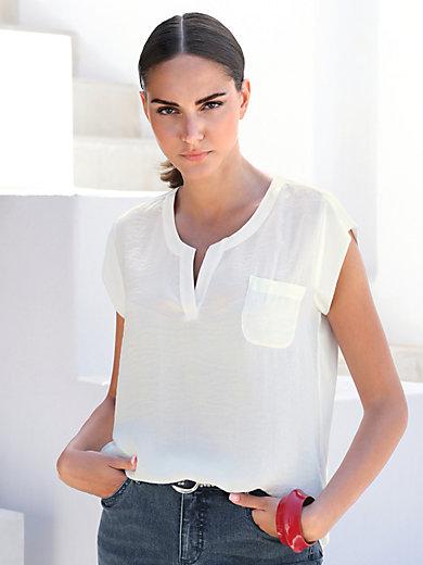 MYBC - Blusen-Shirt mit überschnittener Schulter