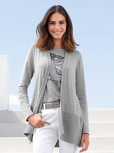 MYBC - Cardigan with side zips