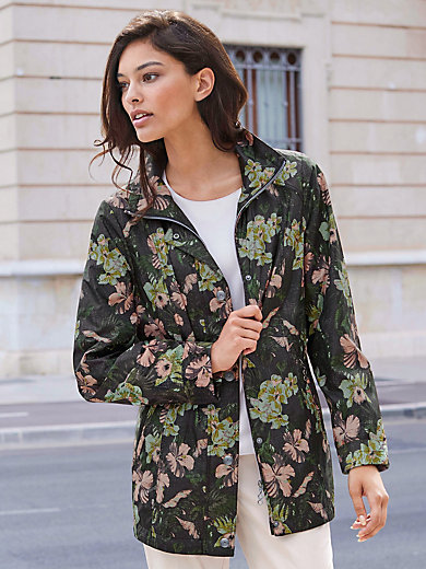 MYBC - Jacket with floral print