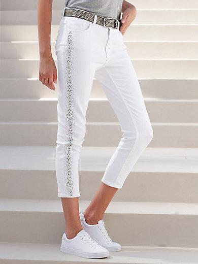 MYBC - Jeans mit Glitzersteine
