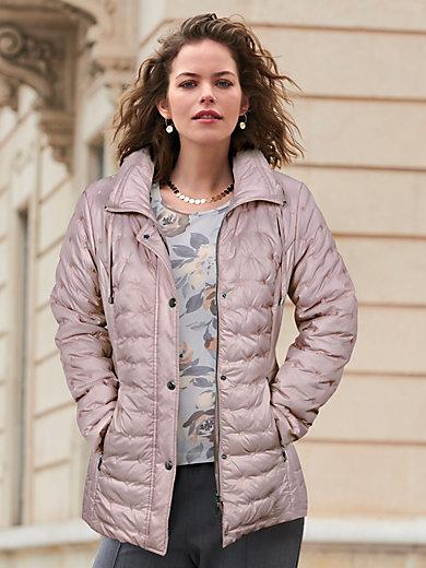 MYBC - La longue veste matelassée