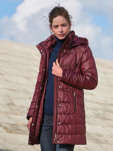 MYBC - Le manteau matelassé
