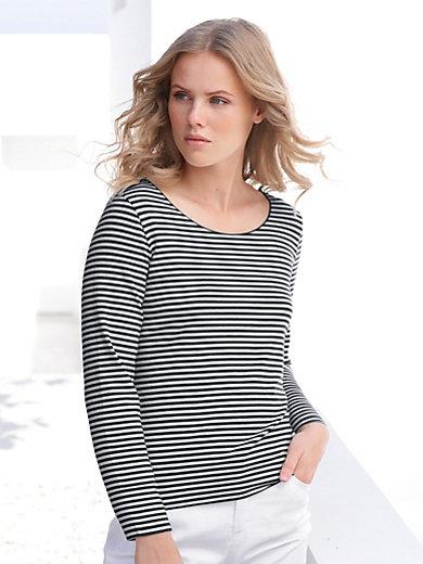 MYBC - Rundhals-Shirt mit 1/1-Arm
