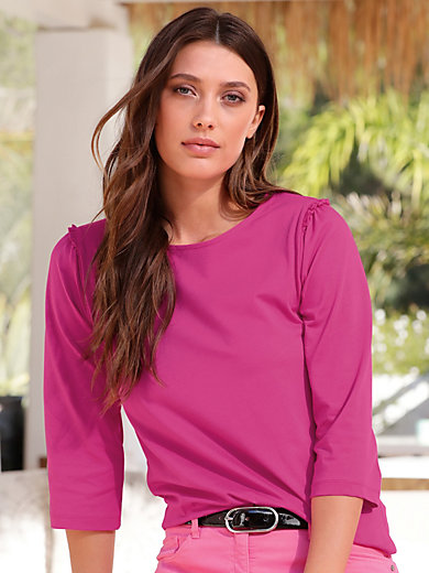 MYBC - Shirt met ronde hals
