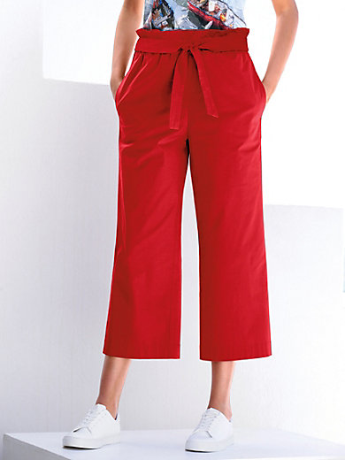 MYBC - Slip-on 7/8-length trousers