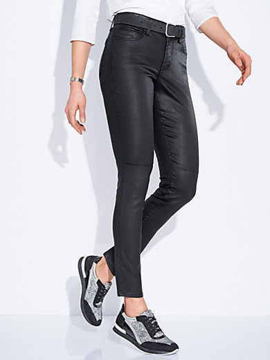 "NYDJ - Jeans ""AMI Skinny Legging"" mit Beschichtung"