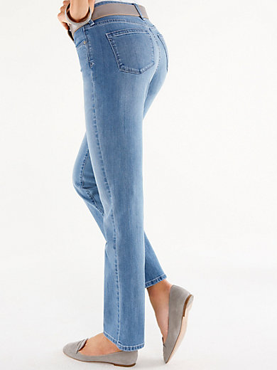 "NYDJ - Jeans ""Straight"" Inch-Länge 33"
