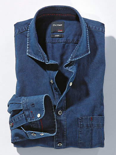 Olymp - Denim shirt