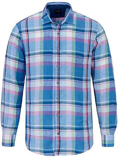 Olymp - Hemd aus 100% Leinen