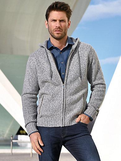 Olymp - Jeans-Hemd mit Kent-Kragen