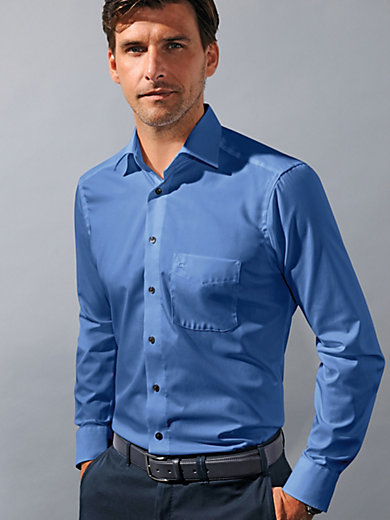 Olymp Luxor - Bügelfreies Hemd mit 1/1 Arm