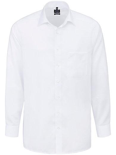 Olymp Luxor - Bügelleichtes Hemd mit Kent-Kragen