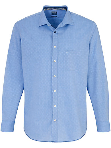 Olymp - Modern Fit shirt with a Kent collar