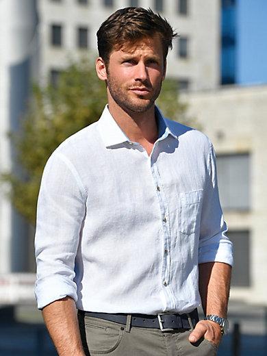 Olymp - Skjorte af 100% hør